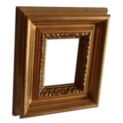 10x13 cm or 4x5 ins, wooden...