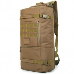 Big backpack with olive...