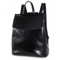Cow skin backpack K8504S