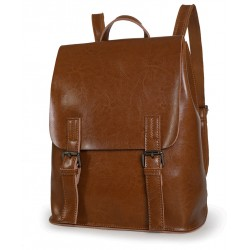 Cow skin backpack K8555B